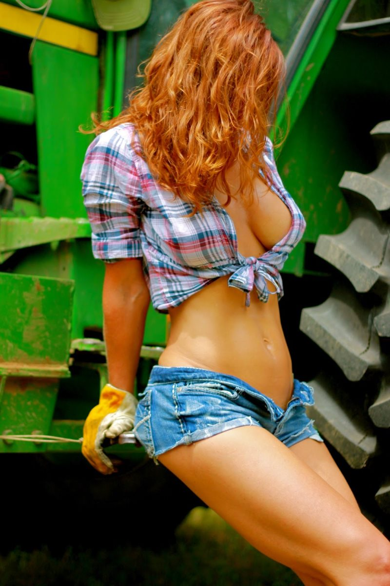 Hot country girls
