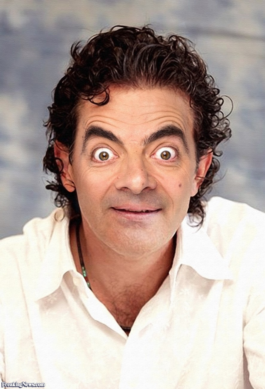 Funny Mr Bean Face Swap 20 Funny Pictures Topbestpics Com