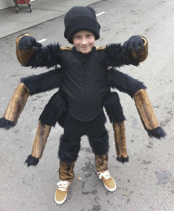 Best Kids Halloween Costumes Ever  sc 1 st  TopBestPics.com : spider costume for kids  - Germanpascual.Com