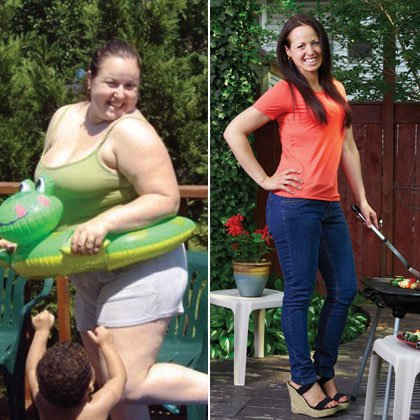 Amazing Before And After Weight Loss Photos