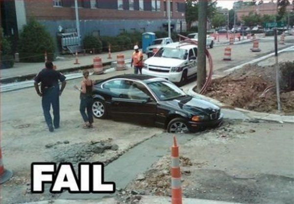 funny girls with cars fails pics