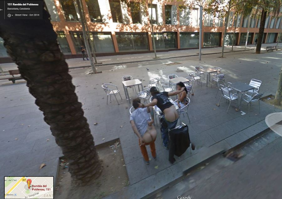 Funny Pictures: Google Street View Fails - image funny-pictures-google-street-view-fails-14 on http://www.topbestpics.com