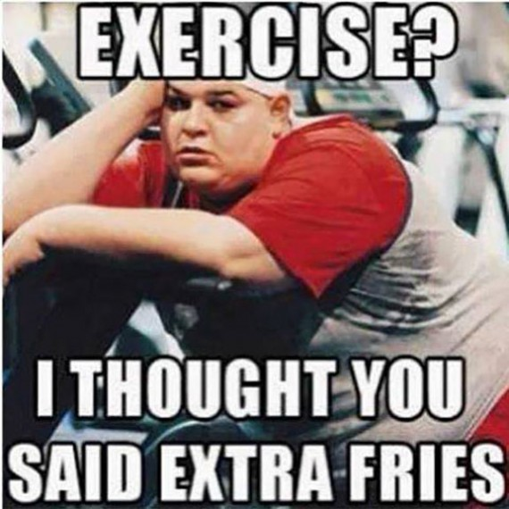 Funny Workout Pictures