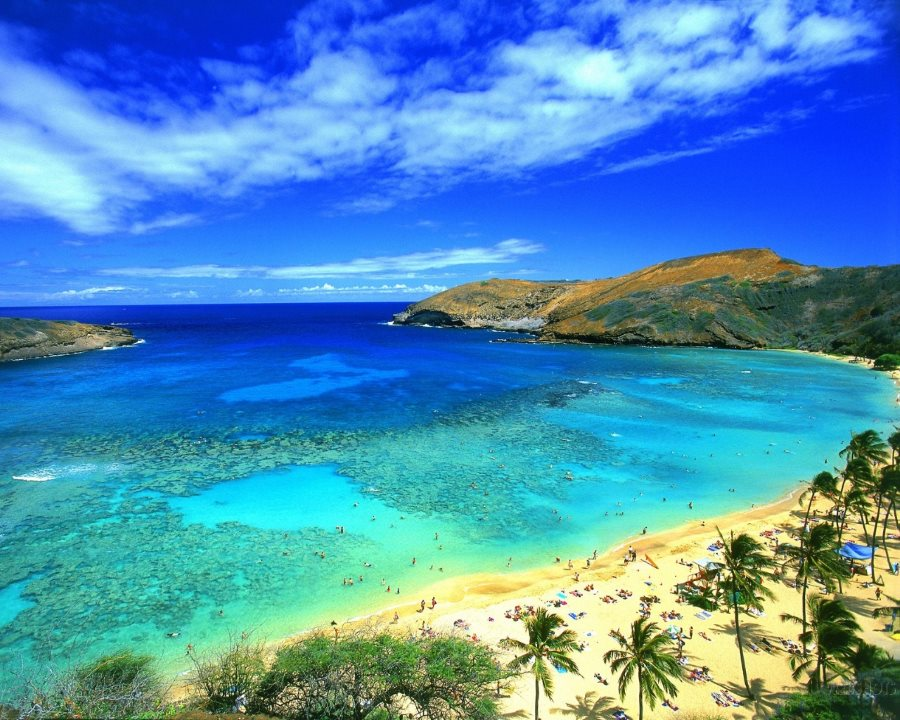 best vacation islands in the world, Muai Island, Hawaii