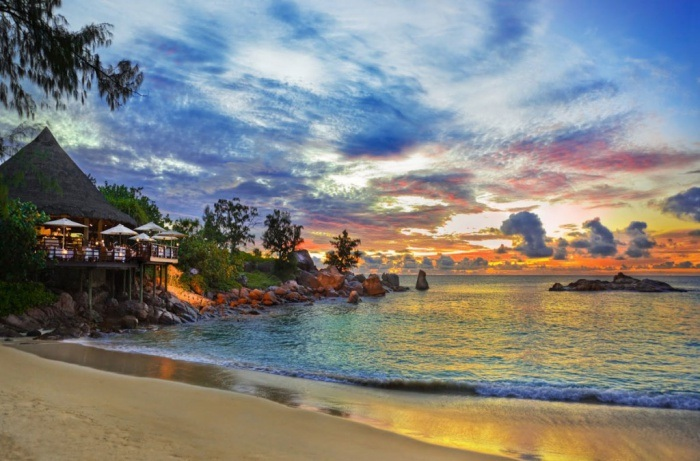 best vacation islands in the world, Seychelles