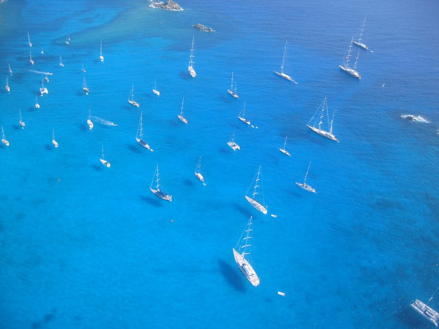 best vacation islands in the world, St. Barts Island, French West Indies