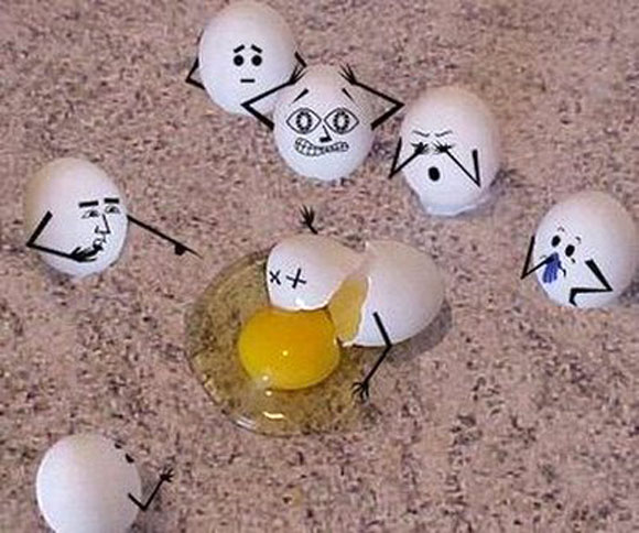 funny egg picture