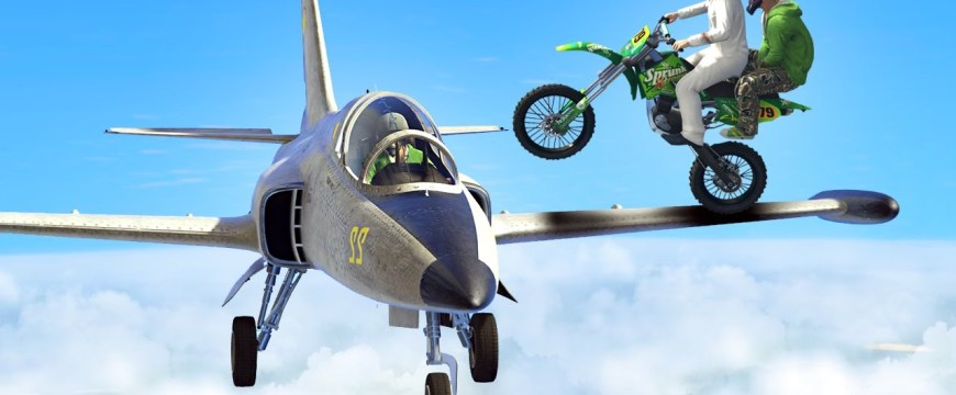 gta 5 planes funny moments
