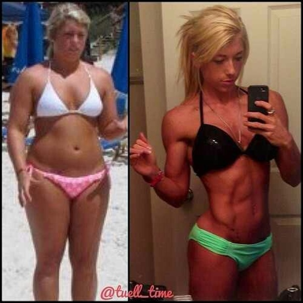 Amazing body transformations before and after (1)