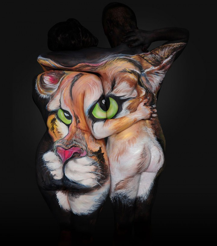 amazing body art