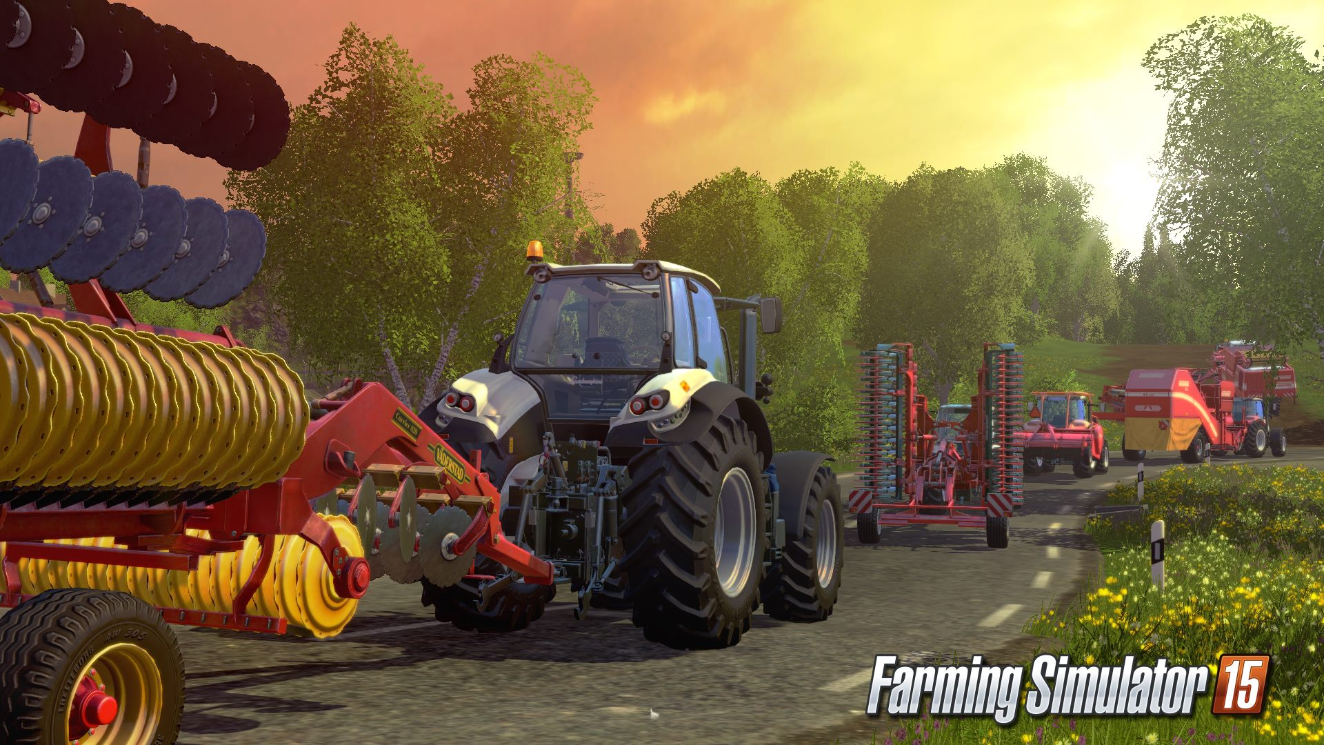 best farming simulator 15 mods
