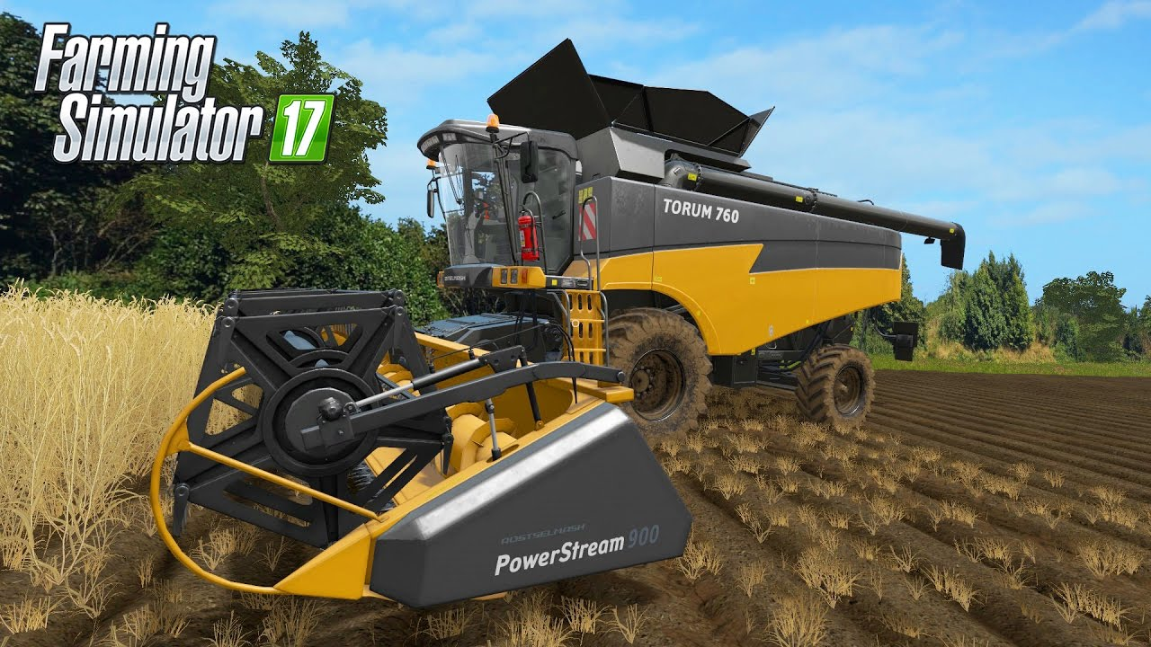 best farming simulator 17 Combine mods