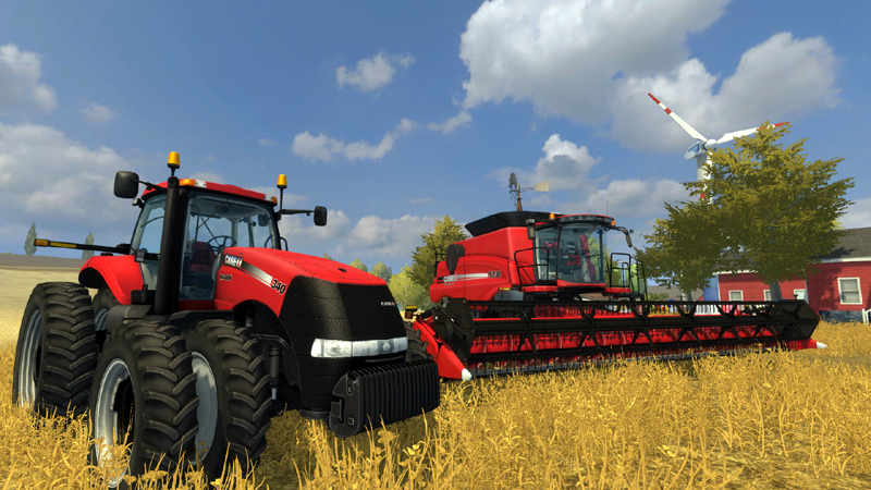 best farming simulator case mods