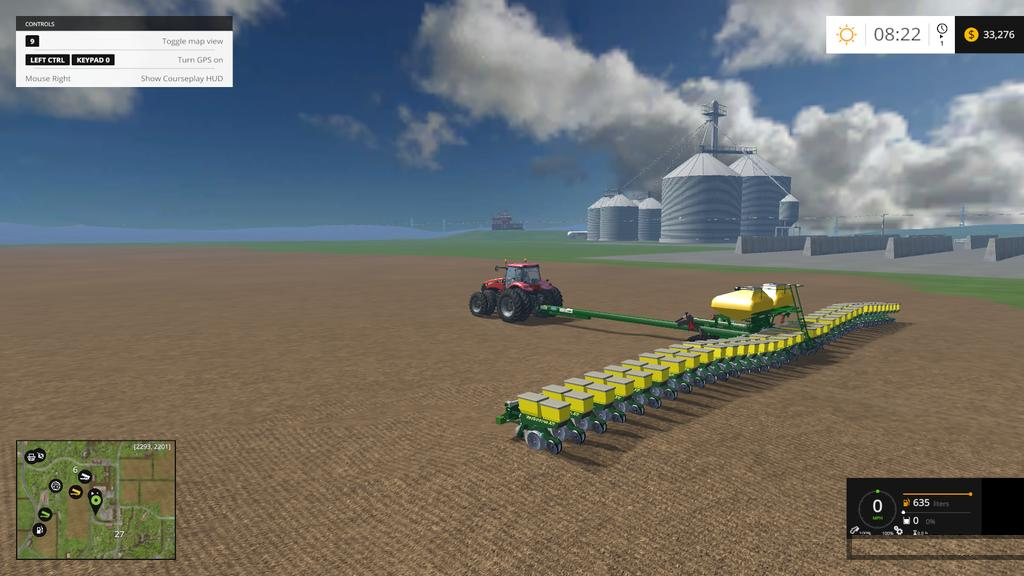 best farming simulator mods DB 90 USA SEEDER