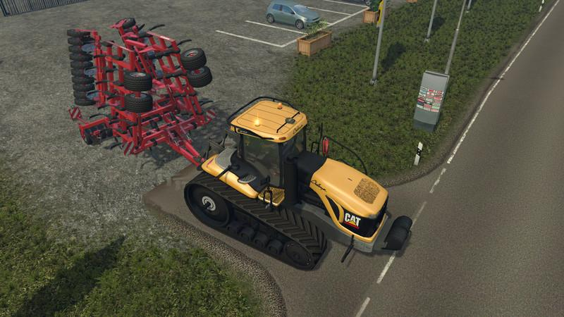 best farming simulator mods cat challenger mt865b mod