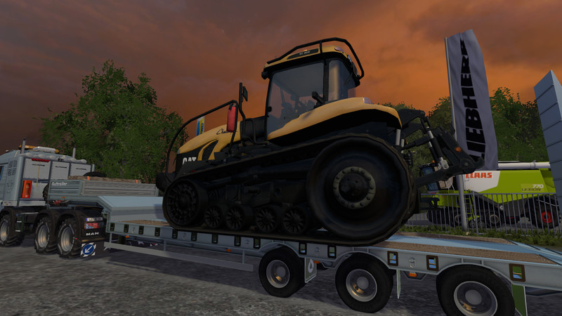 best farming simulator mods cat challenger mt865b