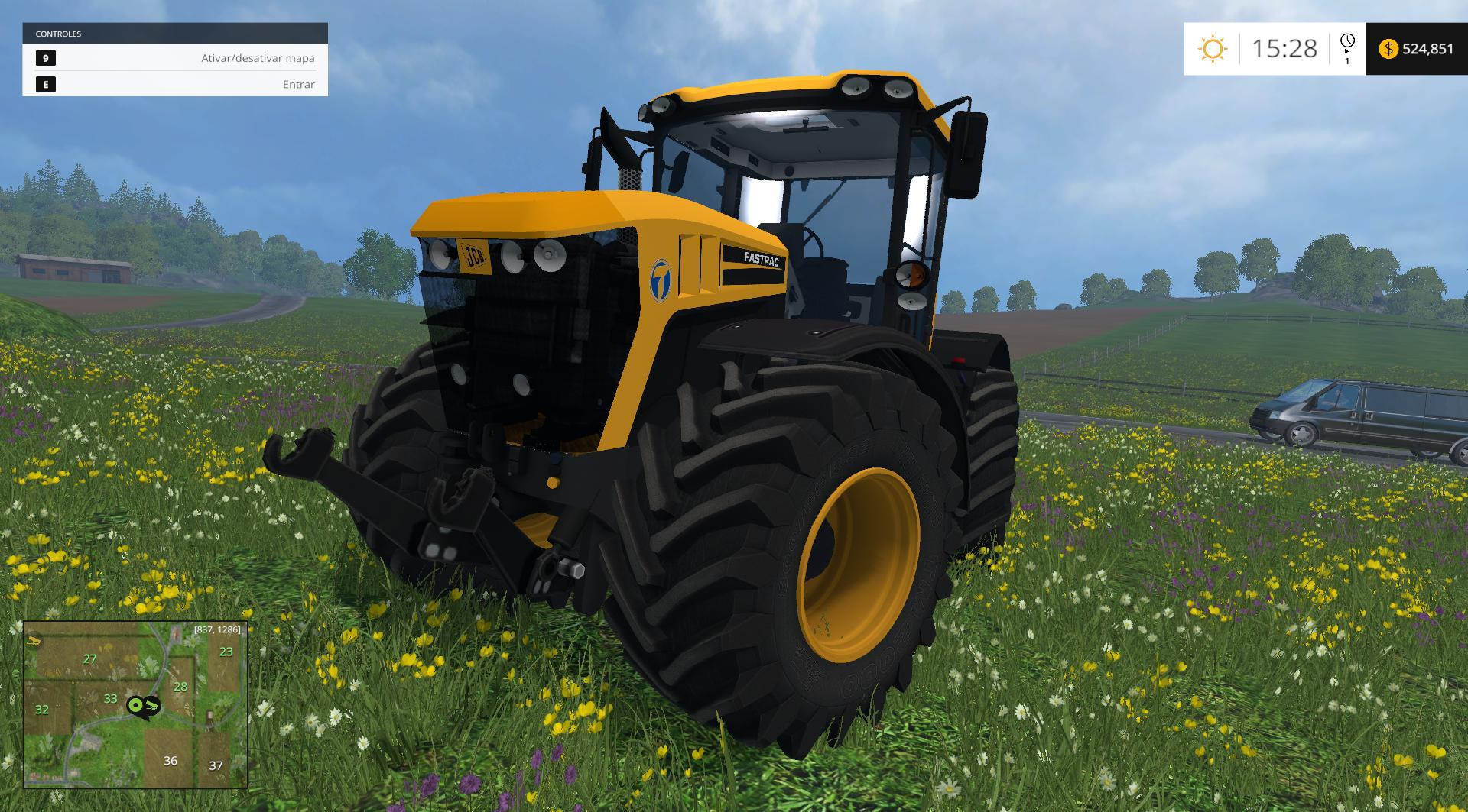 best farming simulator mods jcb fastrack 4000