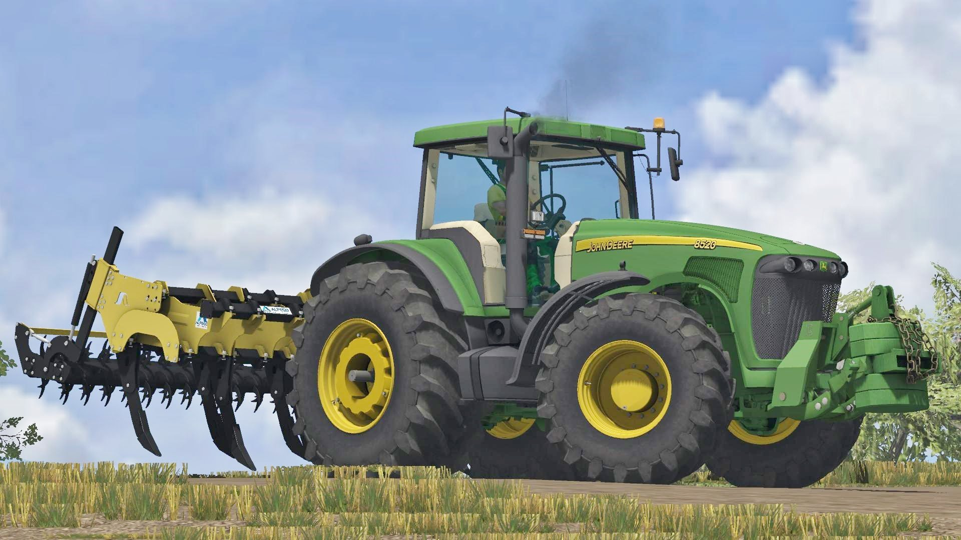 best farming simulator mods john deere