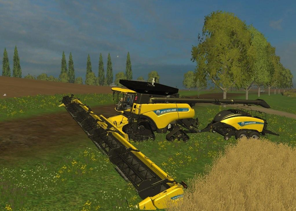 best farming simulator mods new holand