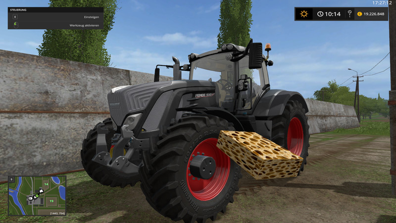 best farming simulator mods washplace placeable