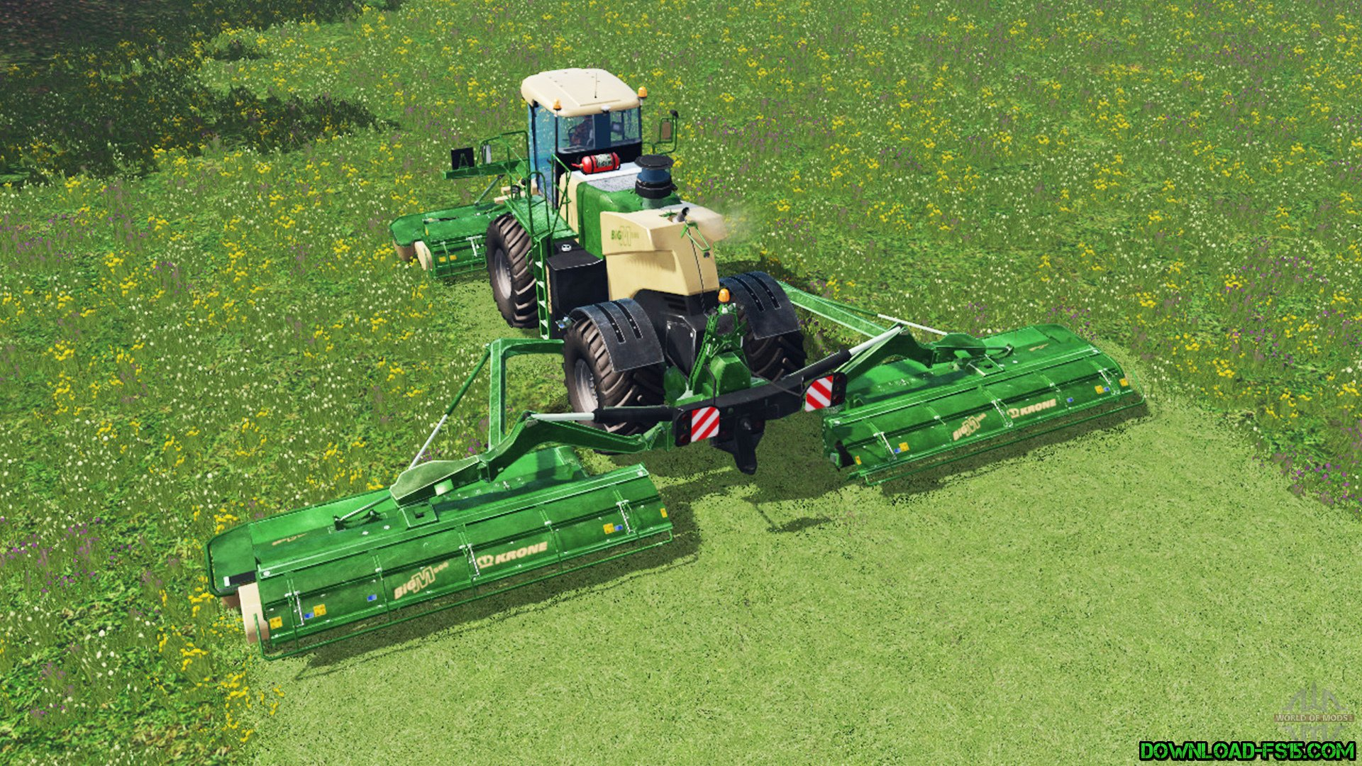 farming simulator mods