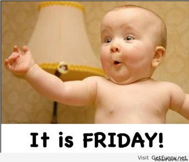 funny pics it is friday