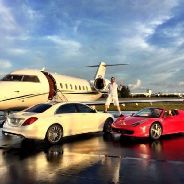 rich kids photos