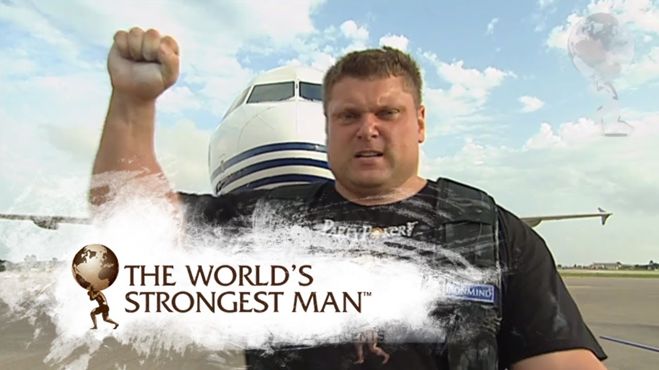 World's Strongest Man 2017
