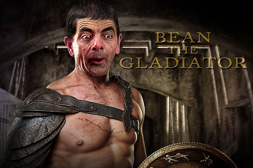 funny mr bean pictures