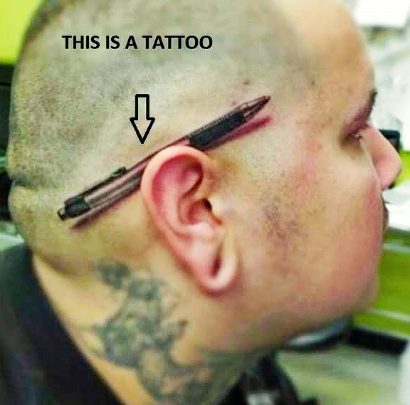 Epic Tattoo Best Tattoo Fails 2 Topbestpics Com Here we have photos of 50 of the worst tattoo fails ever happened. epic tattoo best tattoo fails 2
