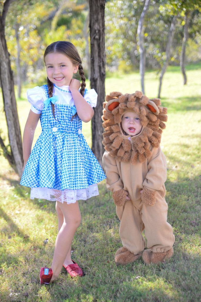 Brother Sister Halloween Costumes Matching Sibling Costumes For