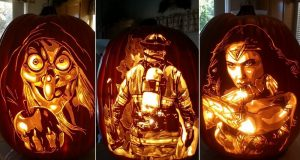 Randomness Funny Pictures With Captions - image amazing-halloween-pumpkin-carvings-300x160 on https://www.topbestpics.com