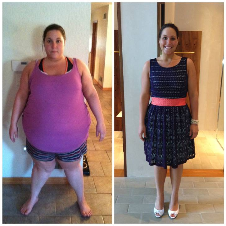 Amazing Before And After Weight Loss Photos - TopBestPics.com
