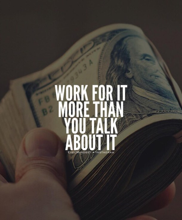 Millionaire Motivation Quotes (Money Motivation Pics) - TopBestPics.com