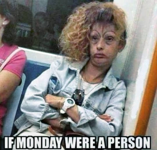 funny people monday