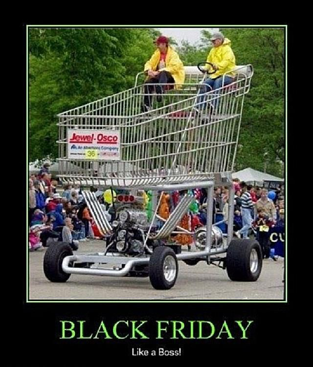 Funny pictures black friday