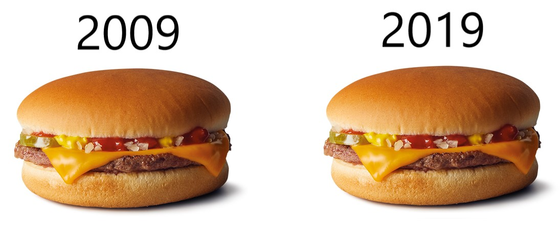 Funny 10 Year Challenge Pictures
