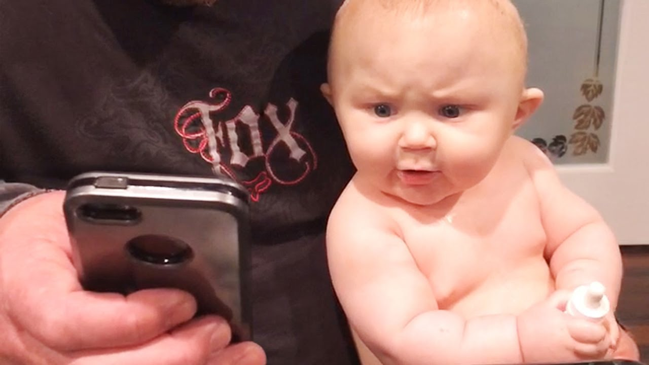 funny pics cute baby