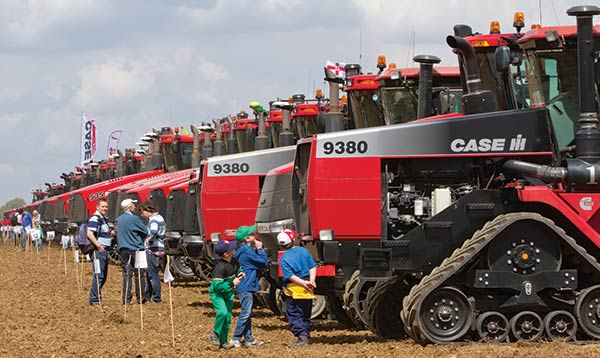 biggest tractors in the world
