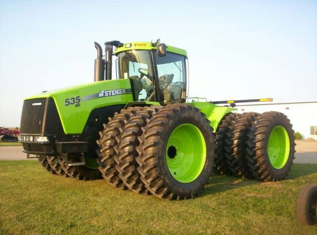 case steiger 535 hd biggest tractors in the world