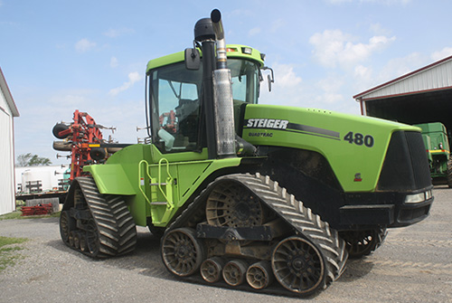 steiger 480 biggest tractors in the world